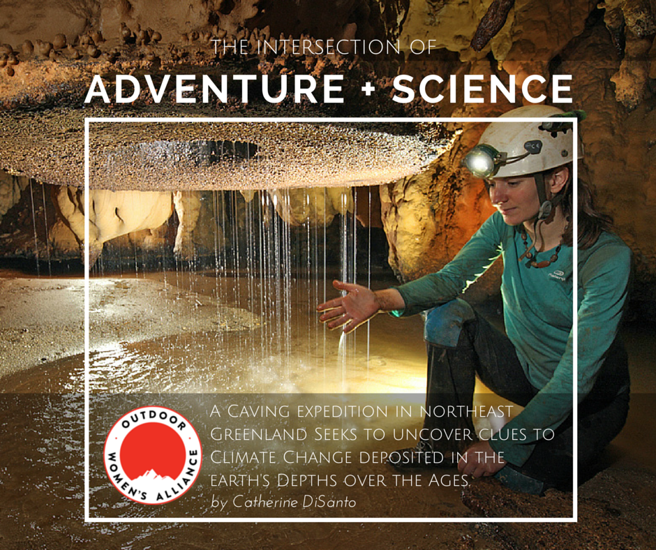 adventure-science-greenland-caving-climate-change